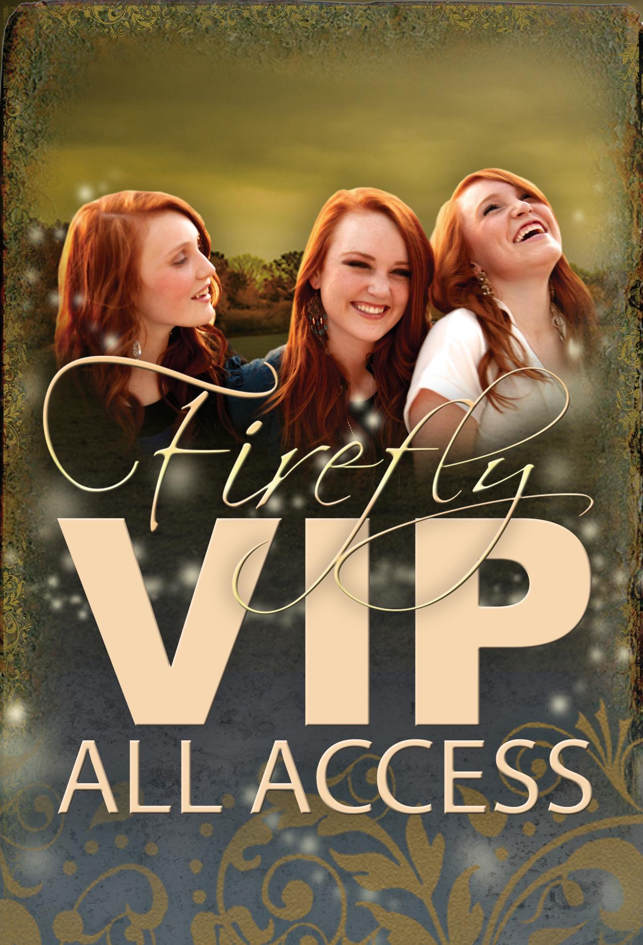 Firefly VIP Lanyards