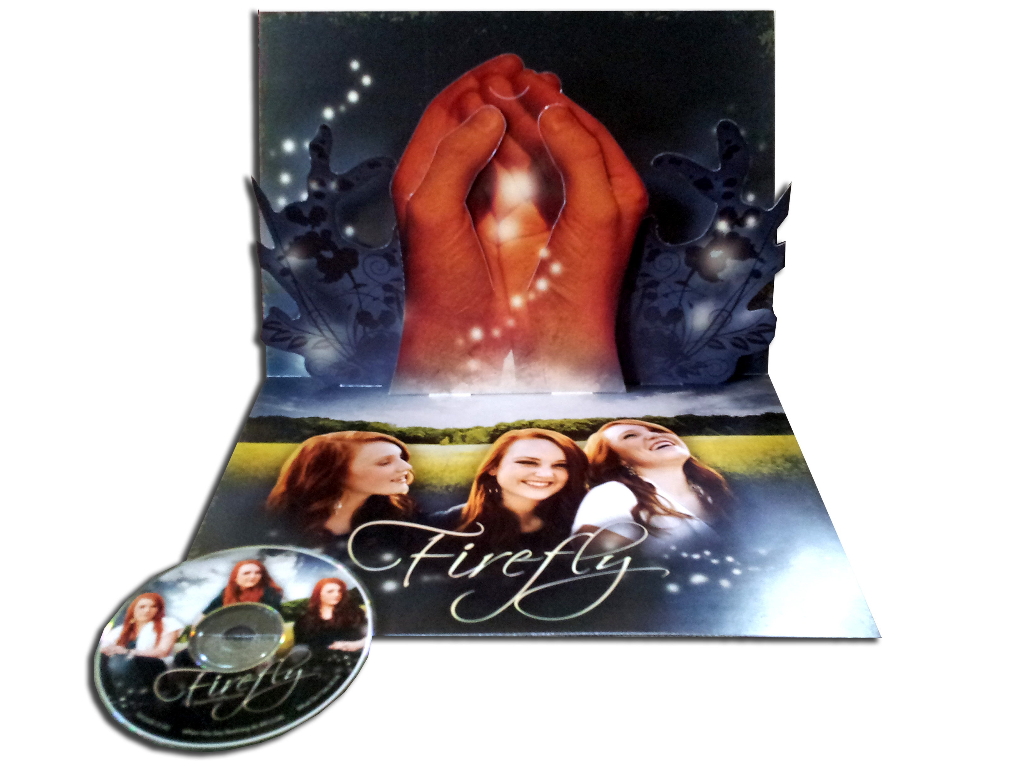Firefly Pop Up Press Kit Inside View 1